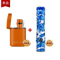 Baton 3 尊享版 橙色 + M2R Pro 海波蓝